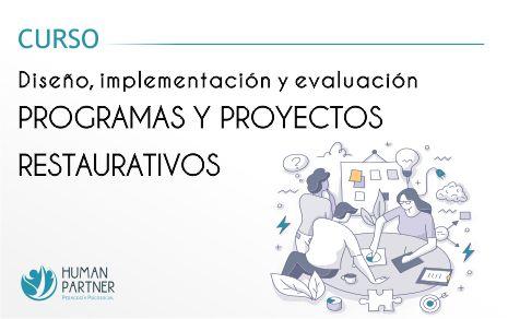 Programas y proyectos restaurativos
