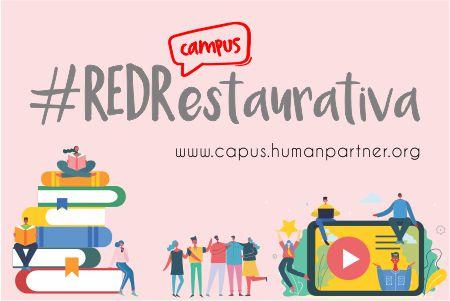 #REDRestaurativa: acompañamiento y recursos